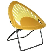 ImpactCanopy Impact Bungee Kids Novelty Chair; Yellow