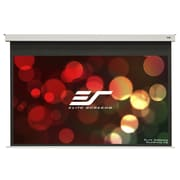 Elite Screens Evanesce B Series White 92'' Diagonal Electric Projection Screen