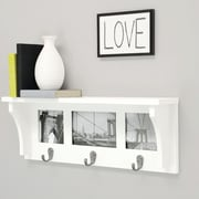 nexxt Design Riley Wall Shelf and Picture Frame