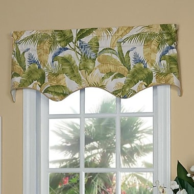 Thomasville At Home Cayman Filler 52'' Curtain Valance