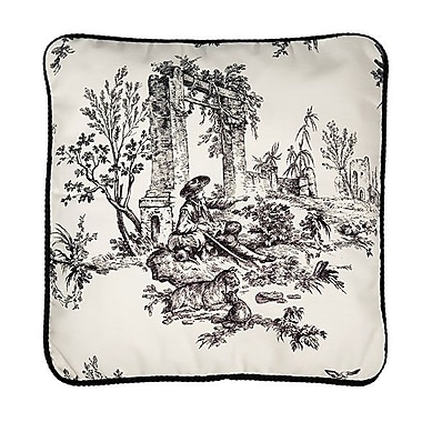Thomasville At Home Bouvier Cotton Throw Pillow