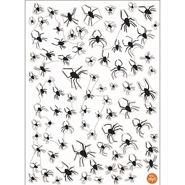 WallPops! Little Spiders Small Wall Decal
