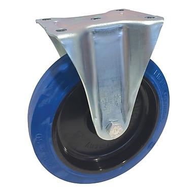 Blickle Non Marking Rubber Caster, Wheel Diameter: 8