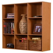 Venture Horizon VHZ Office Project 36'' Cube Unit Bookcase; Oak