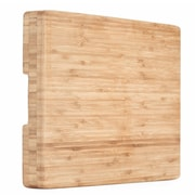 Heim Concept Organic Bamboo Butcher Block Chopping Board