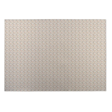 Kavka Beige Indoor/Outdoor Doormat; 4' x 5'
