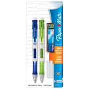 Paper Mate Clearpoint Mechanical Pencils, 0.9mm, HB #2, 2 Pack