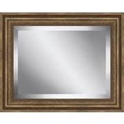 Ashton Wall D cor LLC Glass Wall Mirror; 25.5'' H x 25.5'' W x 1.75'' D