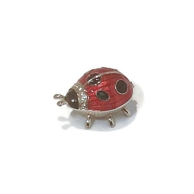 Elegance Lady Bug Trinket Box