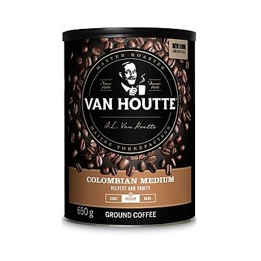 Van Houtte – Café moulu Colombien mi-noir, 650 g (40-45392)