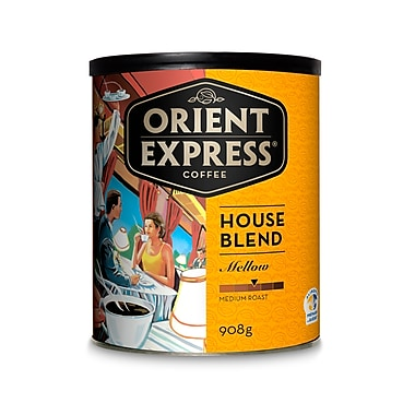 Orient Express House Blend Fine Ground Coffee, 908g (41-51332)
