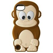 Griffin Kazoo Monkey iPod Touch 5th Gen, Brown (GB356162)