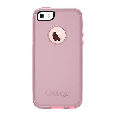 OtterBox 7753636 Commuter iPhone 5/5S/SE Case, Bubblegum Pink