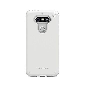 Puregear Dualtek G5, White/Clear (61494PG)