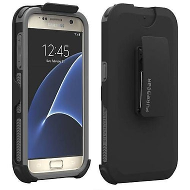 Puregear – Étui DualTek HIP pour Samsung Galaxy S7, noir (61531PG)