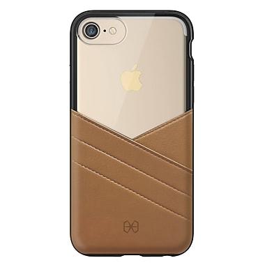 STI:L Clear Leather iPhone 8/7/6S/6 (SB2AIHP06MBRN)