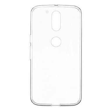 Blu Element TPU Moto G4 Plus, Clear (BCTGPCL)