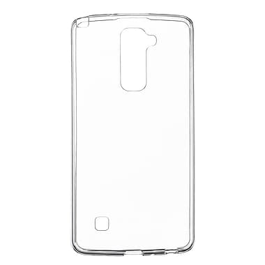 Blu Element TPU G Stylo 2 Plus, Clear (BCTLS2CL)