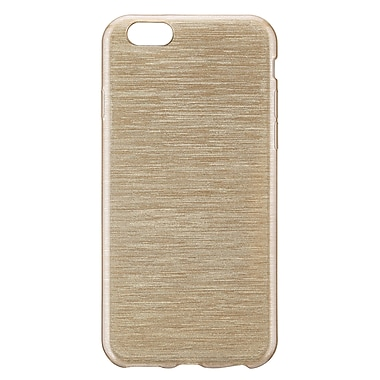 Blu Element Brushed TPU iPhone 6/6S, Gold (BBTI6GD)
