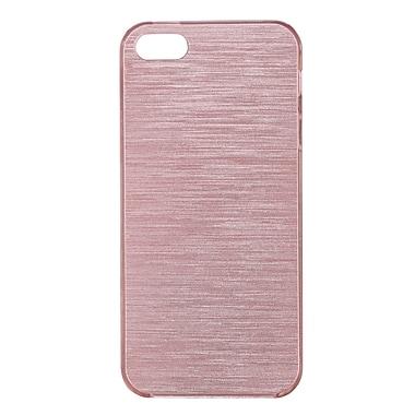 Blu Element – Étui brossé TPU pour iPhone 5/5s/SE, rose doré (BBTI5RG)