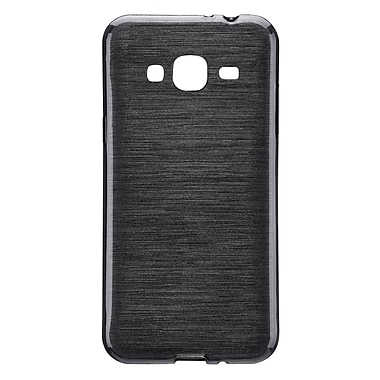 Blu Element Brushed TPU Galaxy J3, Black (BBTJ3BK)