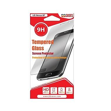 22 cases Glass Screen Protector, Nexus 6P (22 cases 6P)