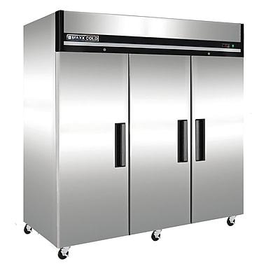Maxximum Cold 3-Door 72 Cu. Ft. Freezer