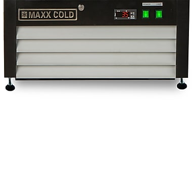 Maxximum Cold X-Series 1 Clear-Door Refrigerator