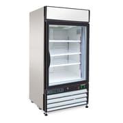 Maxximum – Réfrigérateur Cold de la série X à une porte transparente