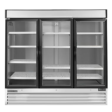 Maxximum Cold X-Series Clear 3-Door Freezer