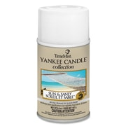 TimeMist® Yankee Candle® Collection Aerosol Fragrance Refills, 6.6 oz, Sun & Sand™, 12/Carton (1042839)