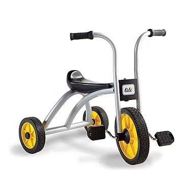 Tilo – Tricycle de 30cm Tilo 94423, 71 larg. x 58 prof. x 64 haut. (cm), jaune
