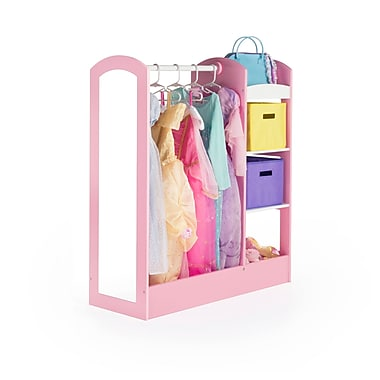Guidecraft G98103 See and Store Dress-up Center, 36 x 14 x 42