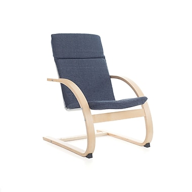 Guidecraft G6611k Nordic Rocker, 20W x 24D x 30H