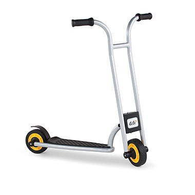 Tilo 94429 Tilo 2 Wheeled Scooter Large 79L x 48W x 81H cm, Yellow