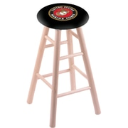 Holland Bar Stool 30'' Bar Stool w/ Cushion; Natural