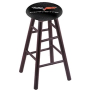 Holland Bar Stool 36'' Bar Stool w/ Cushion; Dark Cherry