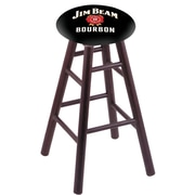 Holland Bar Stool 30'' Bar Stool w/ Cushion; Dark Cherry