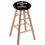 Holland Bar Stool 24'' Bar Stool w/ Cushion; Natural