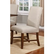 BestMasterFurniture Hoover Dining Side Chair (Set of 2)