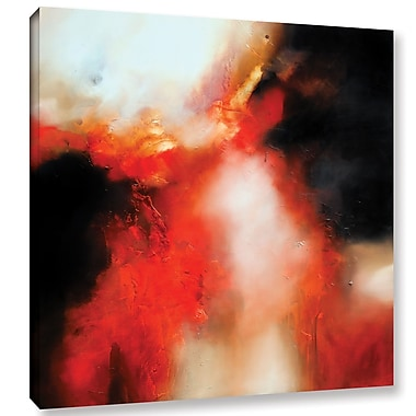 Varick Gallery Precipice Painting Print on Wrapped Canvas; 36'' H x 36'' W