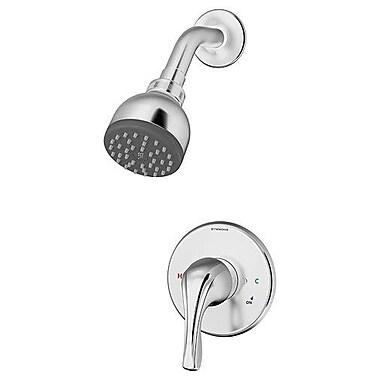 Symmons Origins Temptrol Pressure Balance Handle Shower Faucet