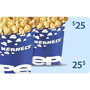 Kernels – Carte-cadeau de 25 $