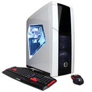 CyberPowerPC Gamer Ultra GUA4900INC Computer, 3.8 GHz AMD FX-4300, 8 GB, 1 TB HDD, NVIDIA GeForce GTX 1050 Ti, Win10
