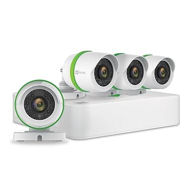 EZVIZ BD-1424B1 4 Channel 1TB DVR with 4 1080P Cameras