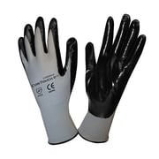 Cor-Touch II Nitrile-Coated Polyester Work Gloves, Size: Extra Large, 12 PR (6894XL)