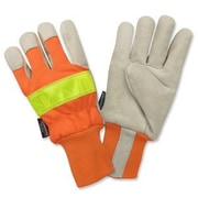 Cordova Thinsulate®-Lined Grain Pigskin Leather Palm Gloves, Size: Large, 12 PR (F8760L)
