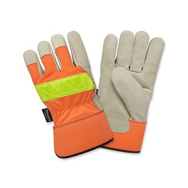 Cordova Thinsulate®-Lined Grain Pigskin Leather Palm Gloves, Size: Large, 12 PR (F8750L)