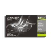 Nitri-Cor Industrial Grade Powdered Nitrile Disposable Gloves, Color: Blue, Size: Large, 1,000pcs/Case (4095L)