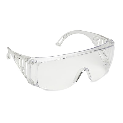Slammer™ Wrap-Around Lenses with Browguard, Clear (EC10SX)